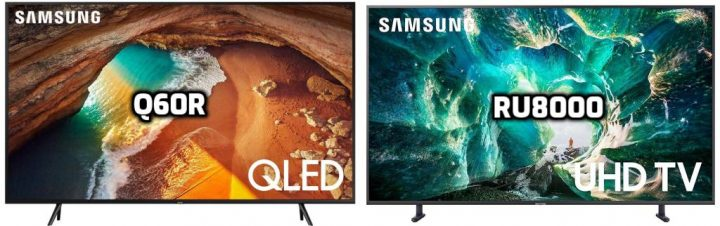Samsung Q60R vs RU8000 Review